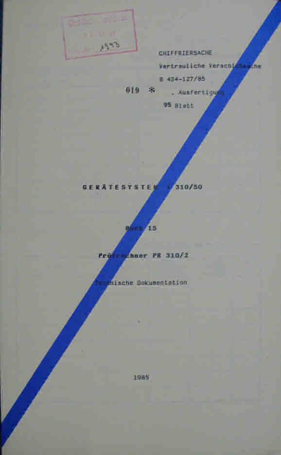 abteilung technische dokumentation